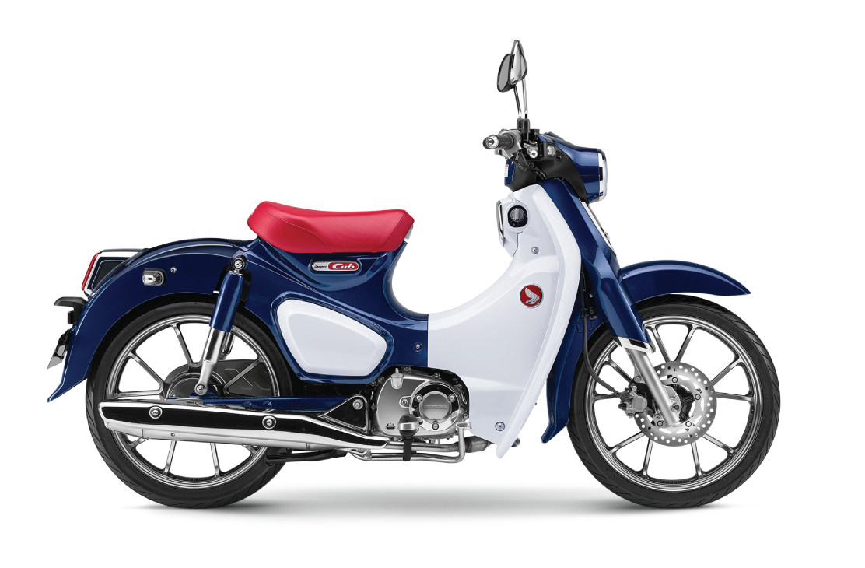 Xe Honda Super Cub C125
