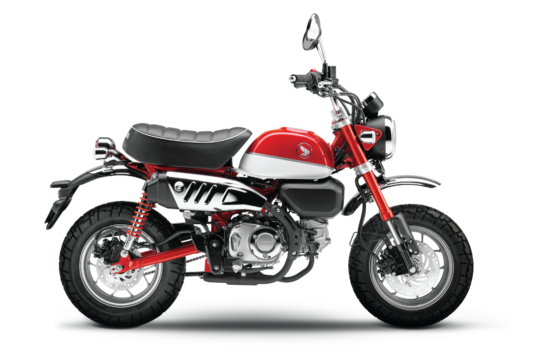 Xe Honda Monkey