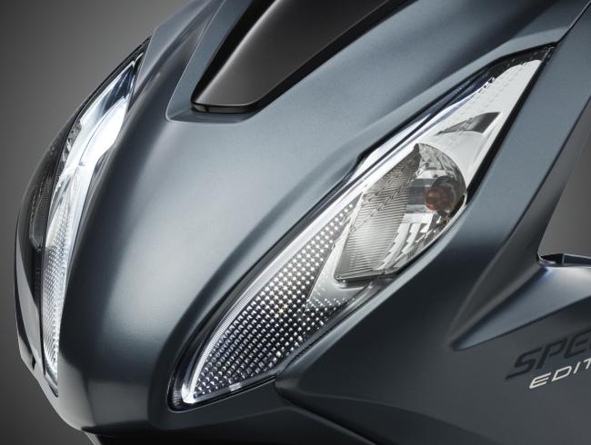 Xe Honda Vision 110cc (Phiên Bản Cá Tính)