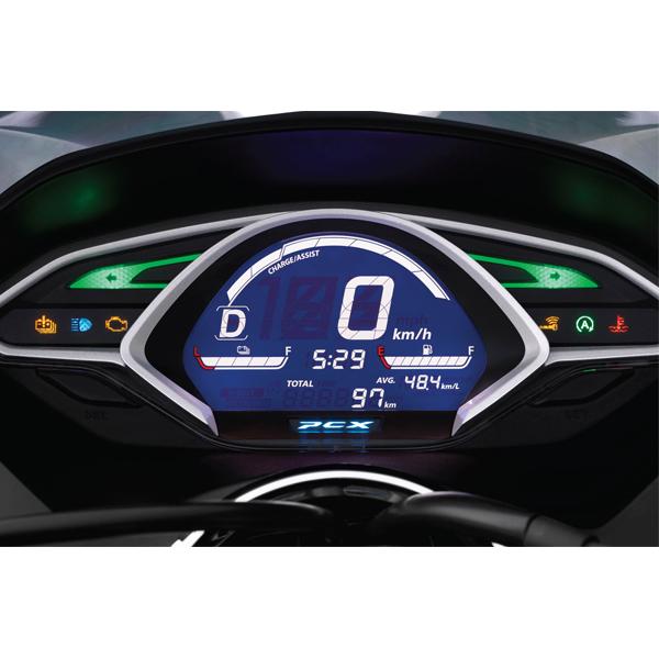 Xe Honda PCX Hybrid